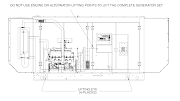 Installation Guidelines for Gaseous Fueled Industrial Generators Olymplian: .