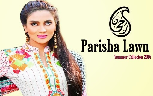 Parisha Lawn 2014