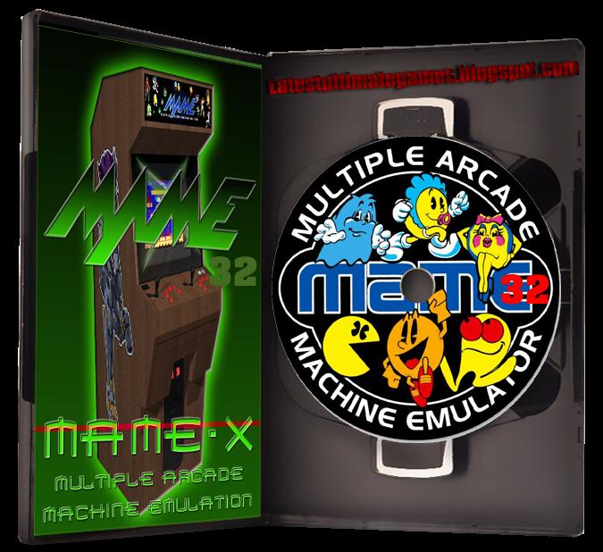 MAME Emulators for Windows