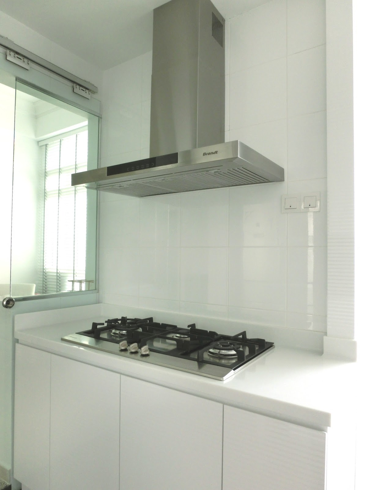 Kitchen Appliances Singapore White On White Minimalism Kitchen Appliances