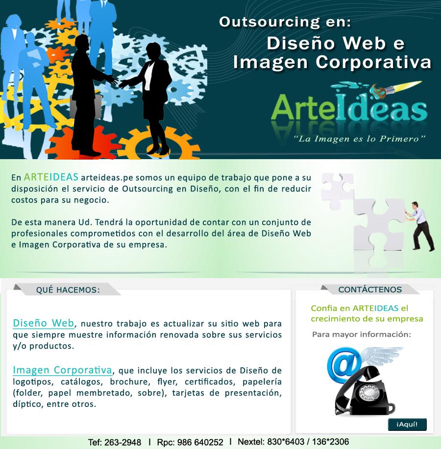 Netperu outsourcing en dise o web e imagen corporativa for Diseno imagen corporativa