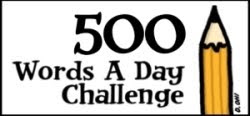 500 Words a Day Challenge