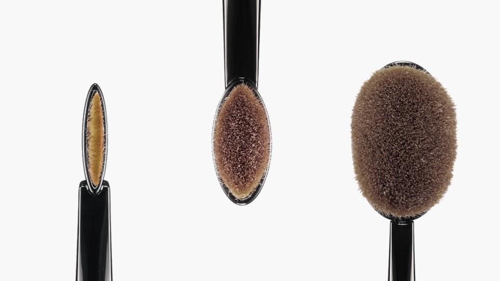 Marsterclass Brush de pincéis da MAC