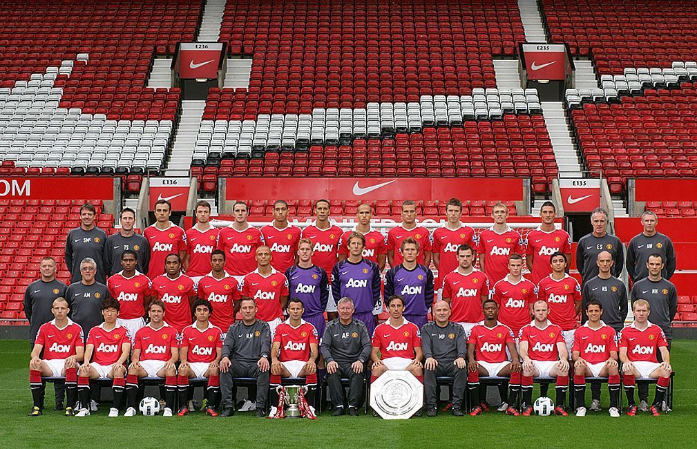 Manchester United Team Squad