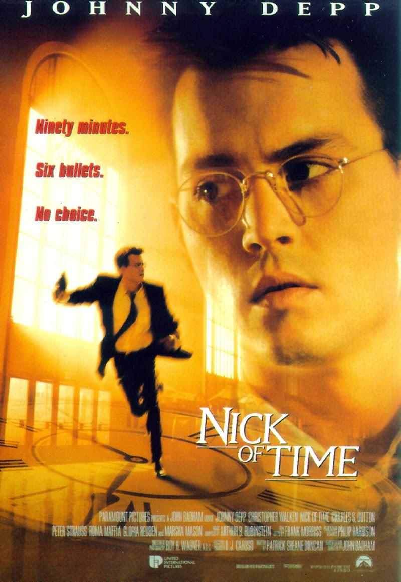 Nick of Time (1995) ταινιες online seires xrysoi greek subs