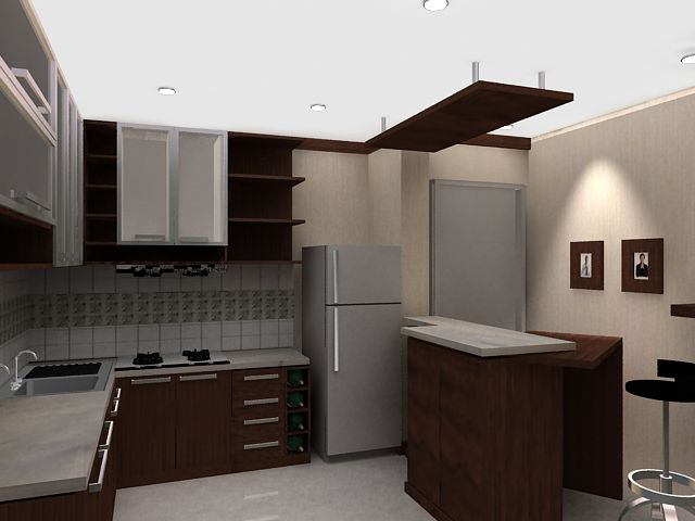 prinsip mendesain kitchen set cara ciri cari tips