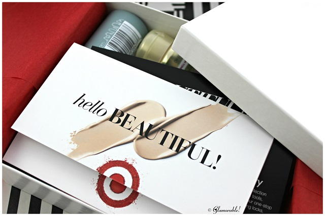 Target beauty box, drugstore products, samples, beauty boxes, cheapest beauty box