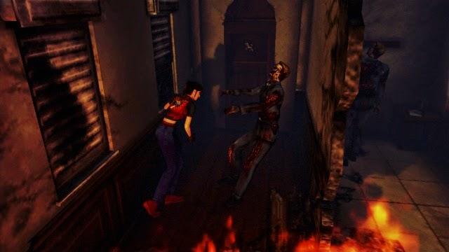 Resident Evil Code Veronica X HD PC