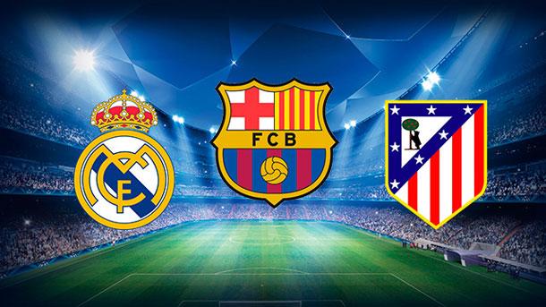 El FC Barcelona ya está 6 puntos por encima del Atlético