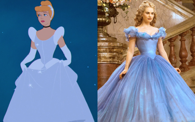 Poor Cinderella even has to suffer through the climactic ballroom sequence wearing a dress!  sc 1 st  Finding The Wrong Words - Blogger & Finding The Wrong Words: ... FOR