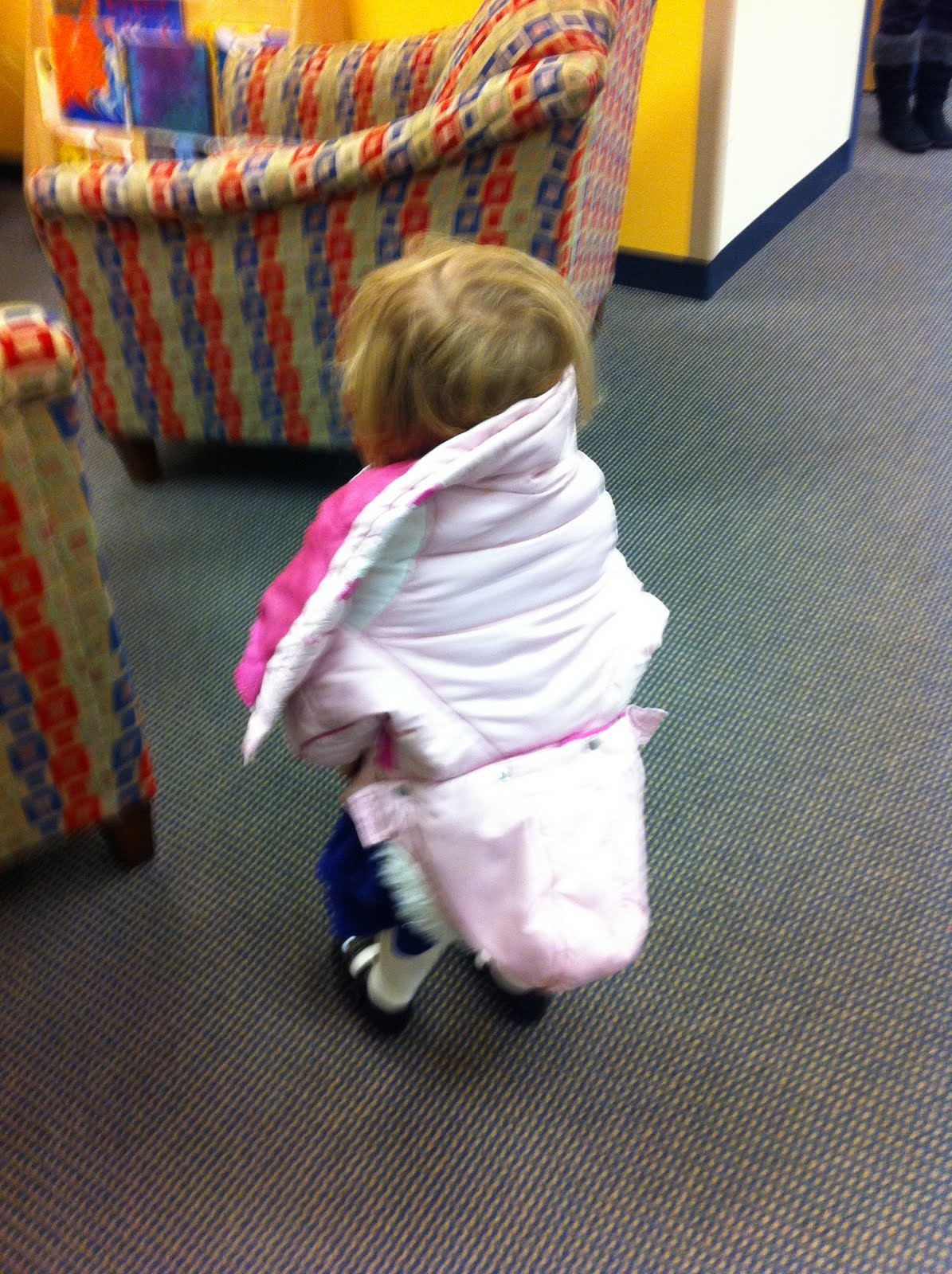 Child Bearing Hips: December 2011
