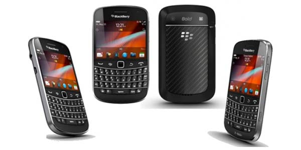 New BlackBerry Bold