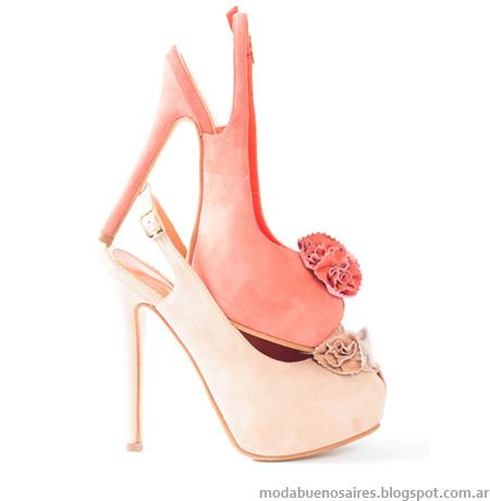 Saverio Di Ricci moda verano 2013 zapatos