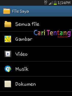 Cara Upgrade ICS ke Jelly Bean Samsung Galaxy Chat GT-B5530 Tested .