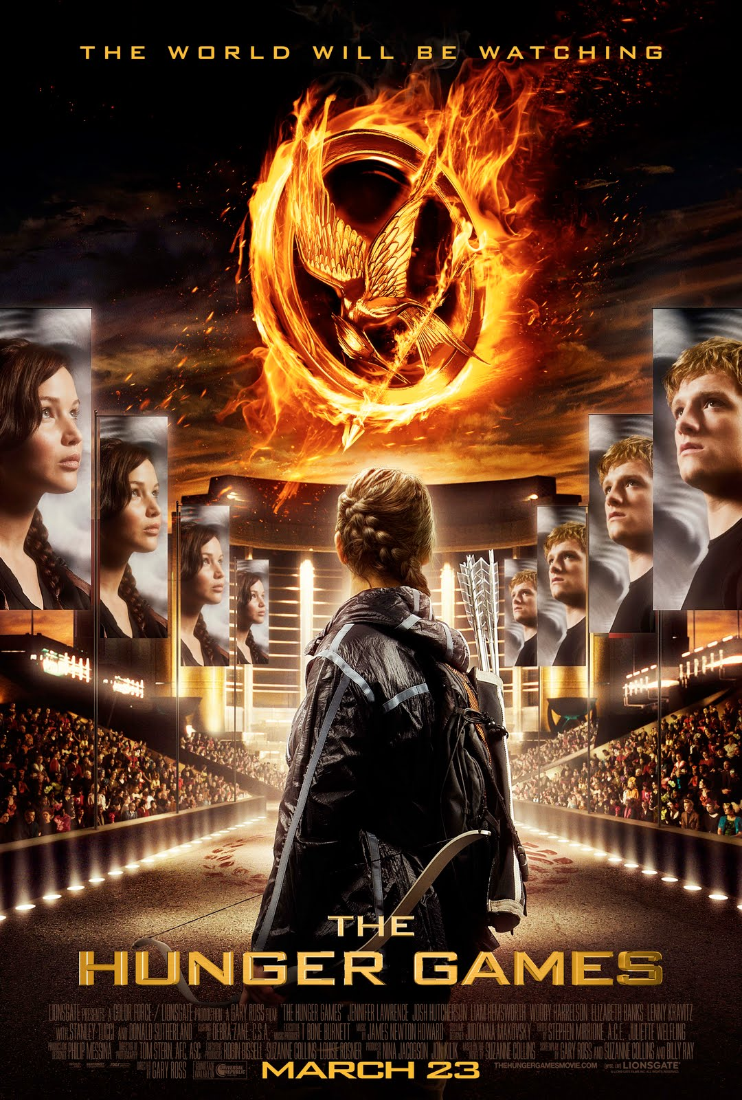 The Hunger Games: New Poster & Promotional Image