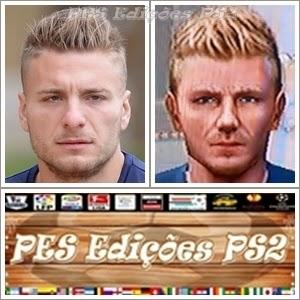 Ciro Immobile (Borussia Dortmund) PES PS2