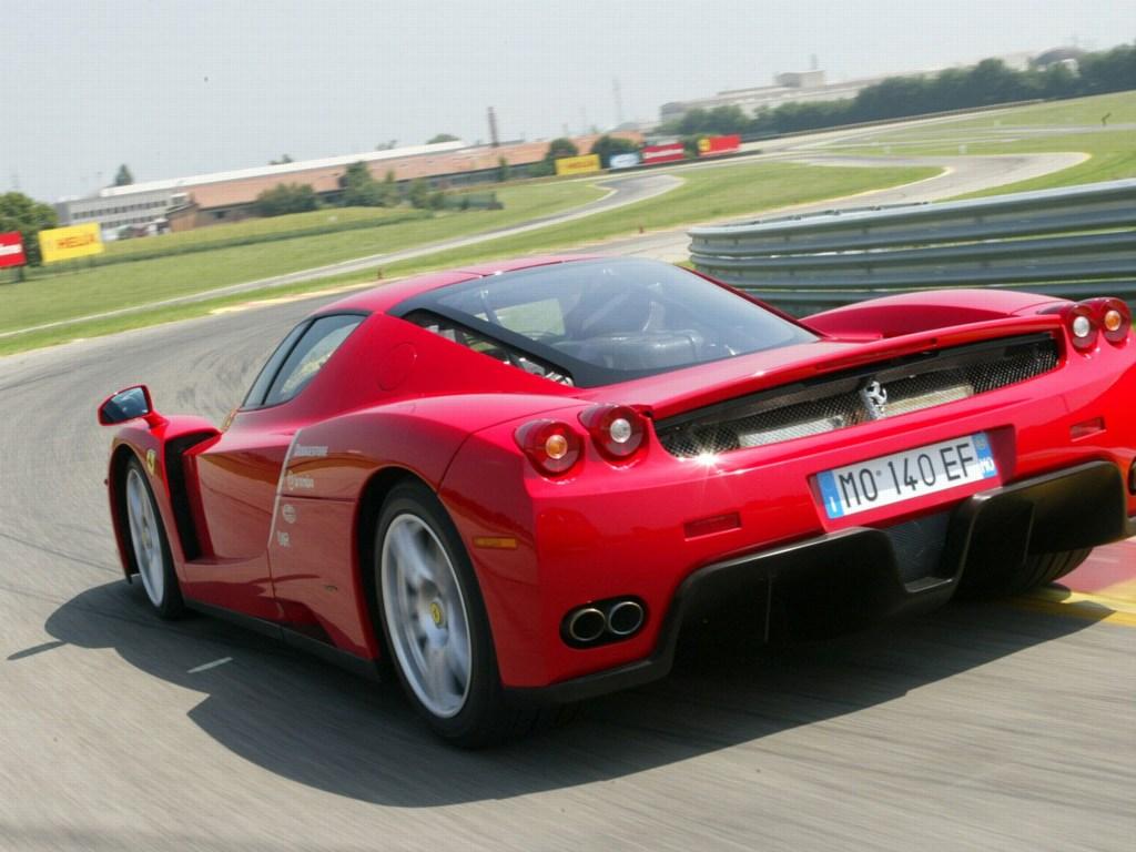 Ferrari Enzo Racing Cars Street Racing Cars