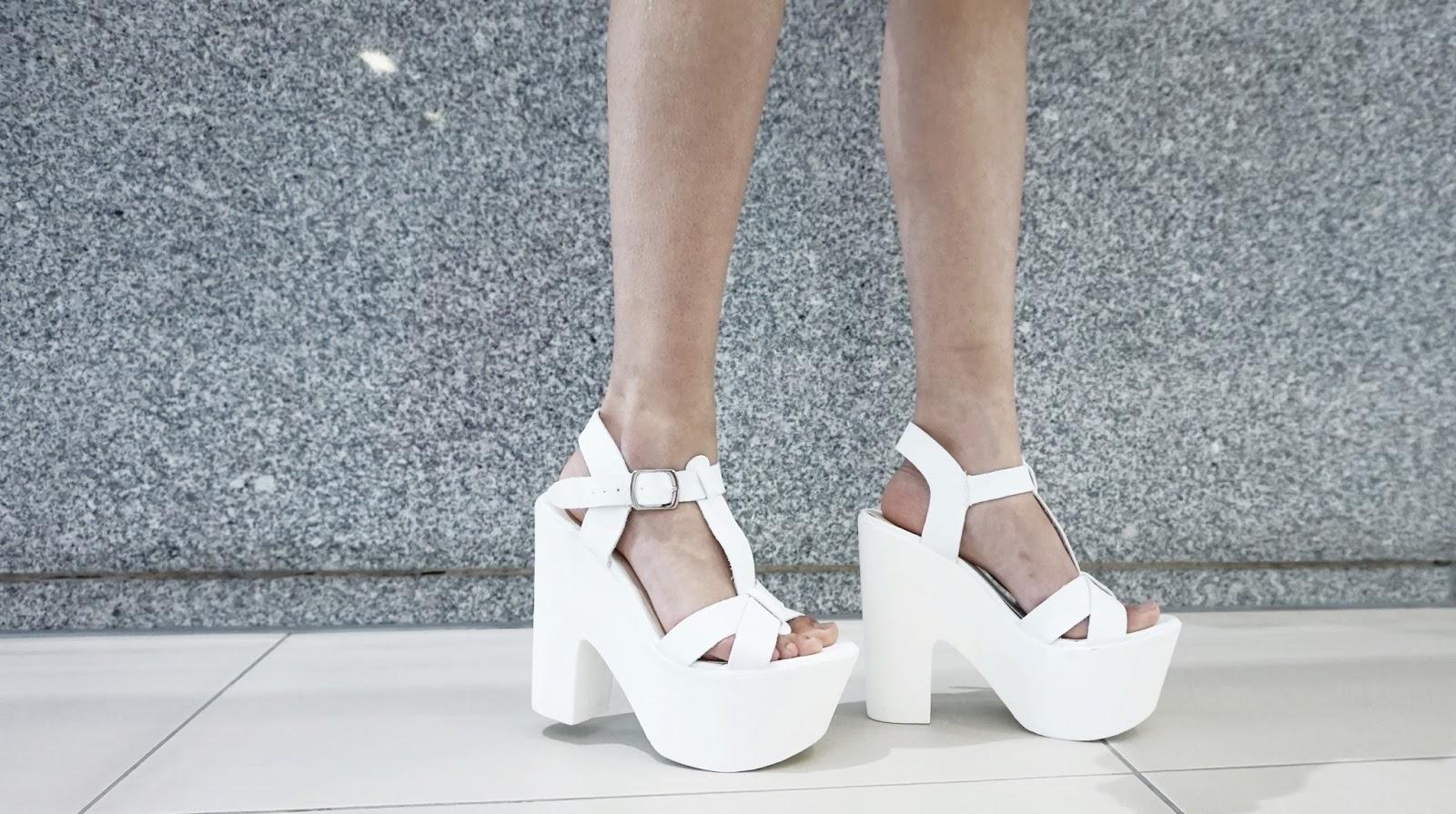 Non Platform Heels