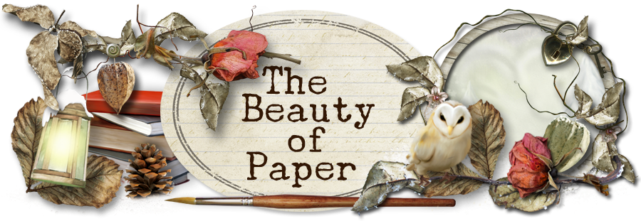 THE BEAUTY OF PAPER