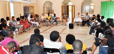 Juventude Missionária de Madri é enviada para Burundi, África
