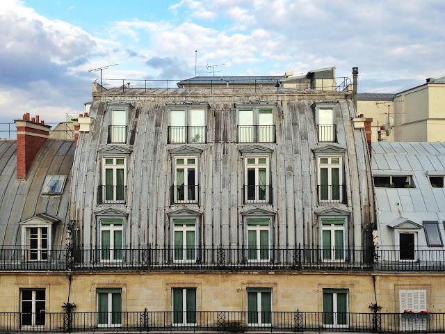 Parisien building