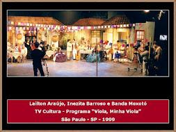Lailton Araújo, Inezita Barroso e Banda Moxotó