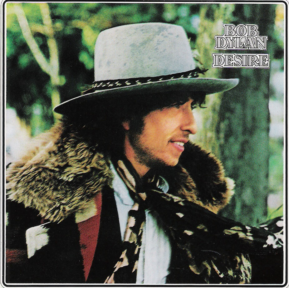 Le deblocnot 39 bob dylan desire 1975 by philou for The dylan
