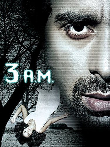 Poster Of 3 AM The Hour of the Dead 2014 720p Hindi HDRip Full Movie
