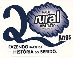 RÁDIO RURAL AM PARELHAS