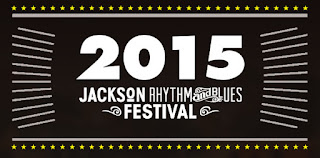 Jackson Rhythm & Blues Festival, August 14-15, 2015, Jackson, MS