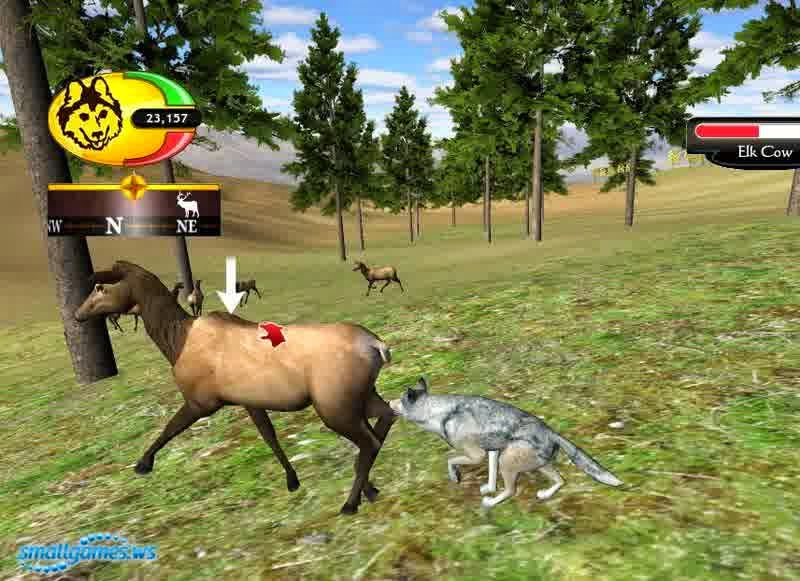 Game WolfQuest - Amethyst Mountain Deluxe