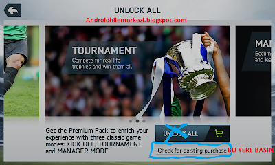 Fifa 14 By EA SPORTS™ v1.3.0 FULL APK+DATA(KİLİTLER AÇIK)İNDİR