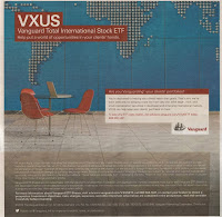 Ad of Vanguard Total International Stock ETF (VXUS)