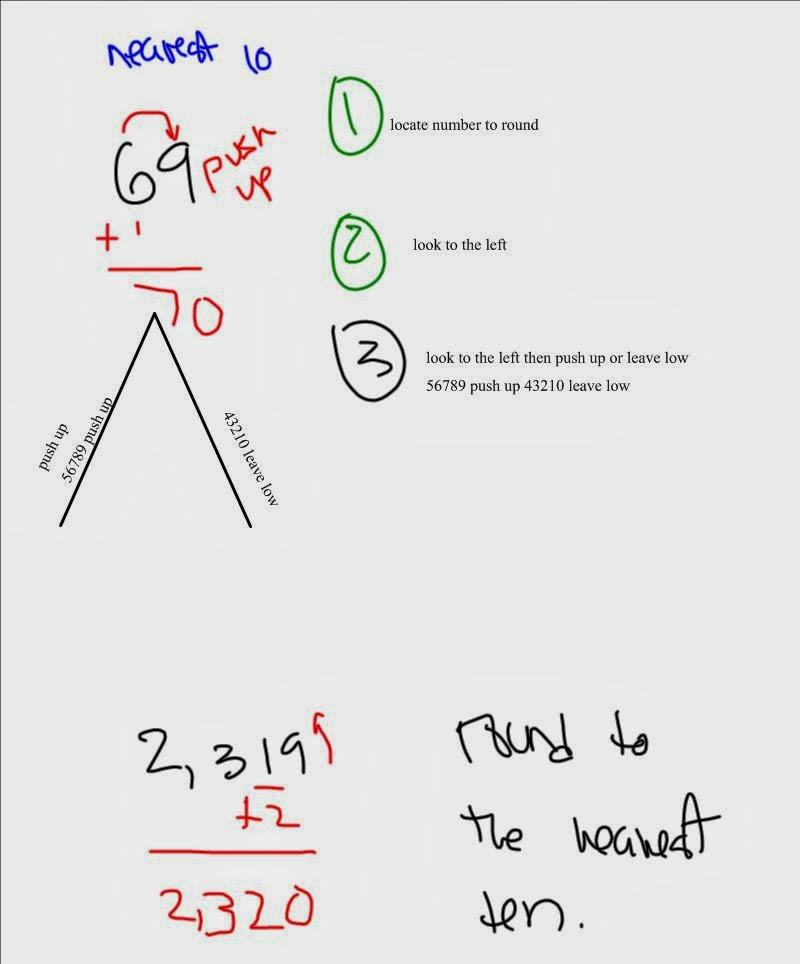 rounding homework