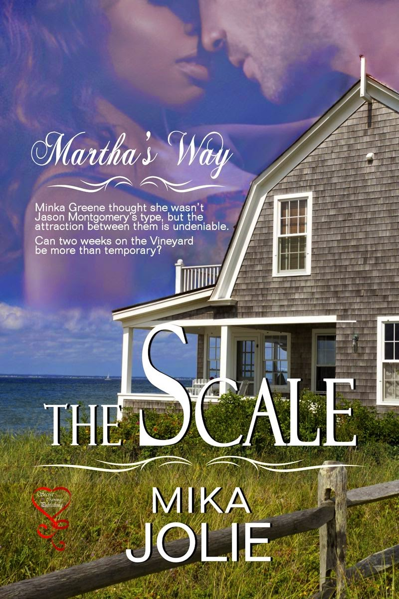 http://www.amazon.com/Scale-Marthas-Way-Book-ebook/dp/B00M7JACWI/ref=sr_1_1?s=digital-text&ie=UTF8&qid=1406722738&sr=1-1&keywords=The+Scale+by+Mika+Jolie