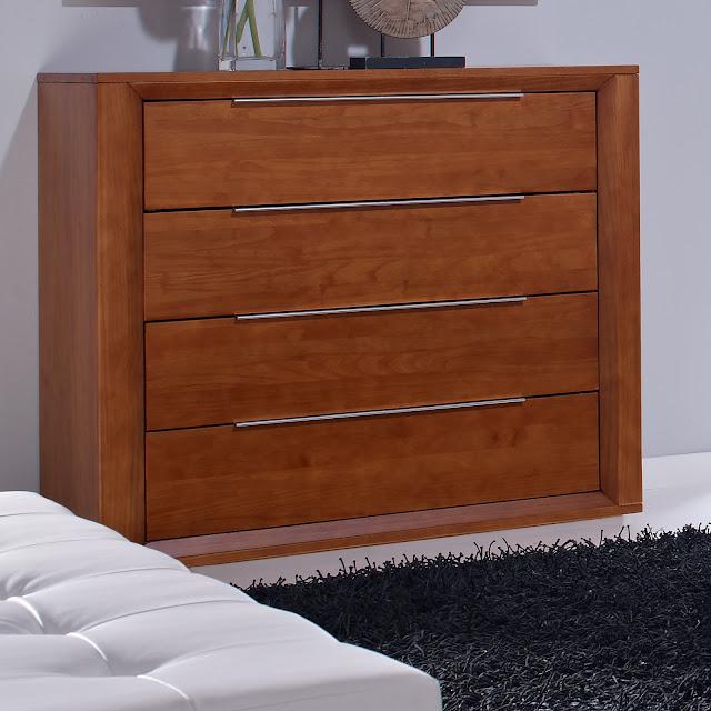 Muebles de dormitorio comodas para tener orden en el for Comodas modernas para dormitorio