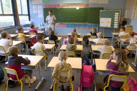 Notre classe de fran ais 2 0 l 39 cole en france for Les portes logiques cours