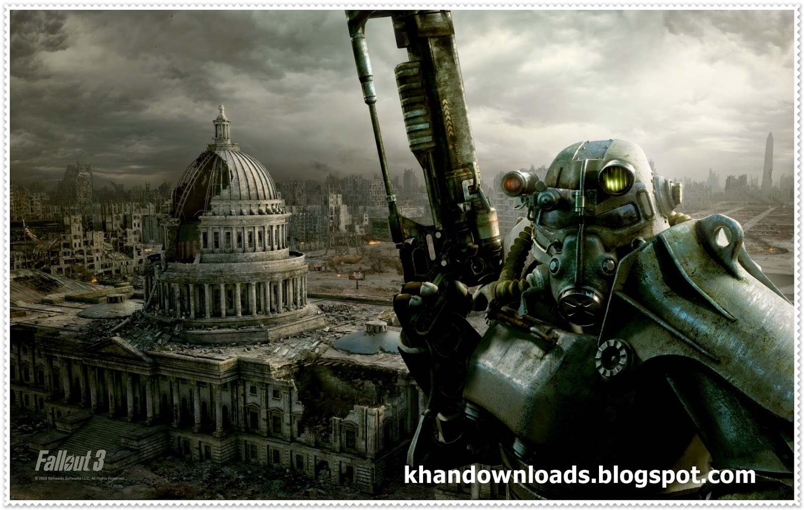 Fallout 3 PC Game Free Download