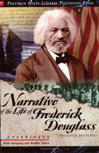 """criticism of slavery in jacobss and douglasss narratives Frederick douglass in his narrative, """"narrative of the life of frederick douglass,"""" discusses the role of religion, christianity in particular, which was written in literature known as the bible had two versions: true christianity and the white christianity that helped in strengthening slavery."""