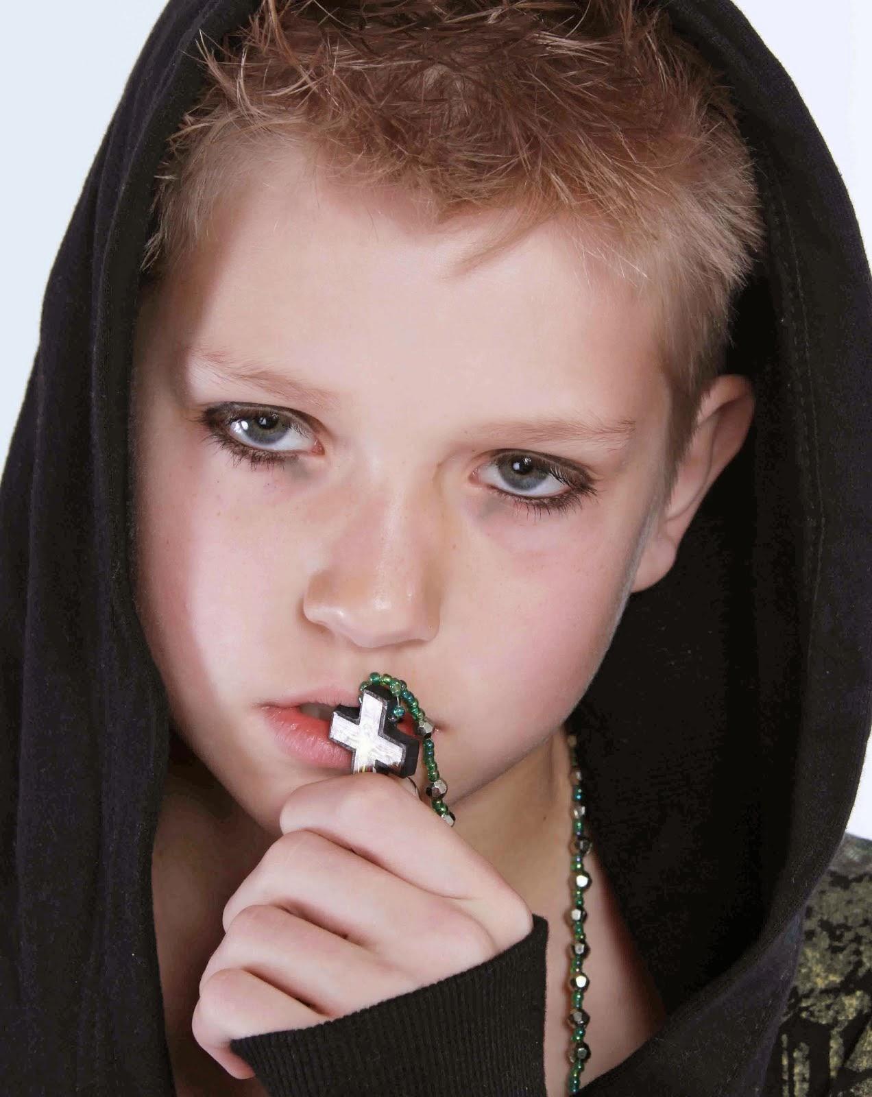 Gothic Altar Boy