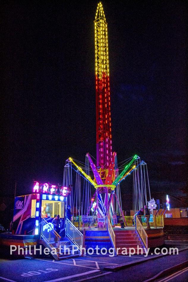 Ilkeston Fair 2014