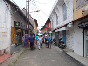 """Jew Street"" in Mattancherry."