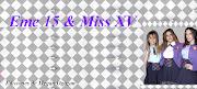 Miss XV foto de portada . Aver Miss XV fans aqui les traigo una foto . (dibujo )