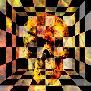 Caveira-pegando-fogo-skull-fire