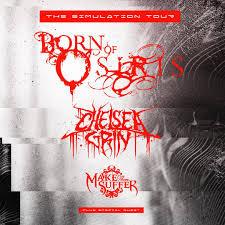 February 19, 2019 • 8:00 pm  - Born Of Osiris - Sunshine Theater