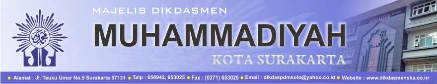 SD Muhammadiyah 14 Surakarta