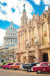 Cuba, Havana, Trinidad