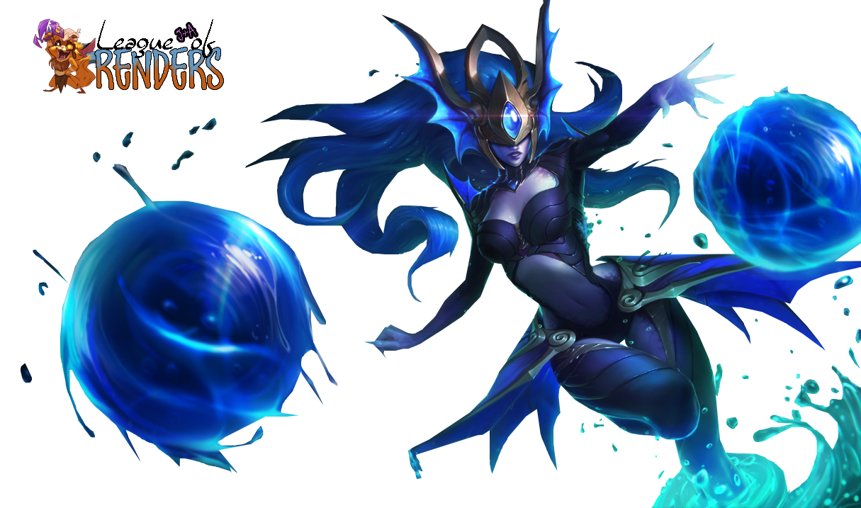 Render Atlantean Syndra