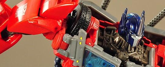 Transformers Prime, Optimus Prime First Edition juguete de Hasbro