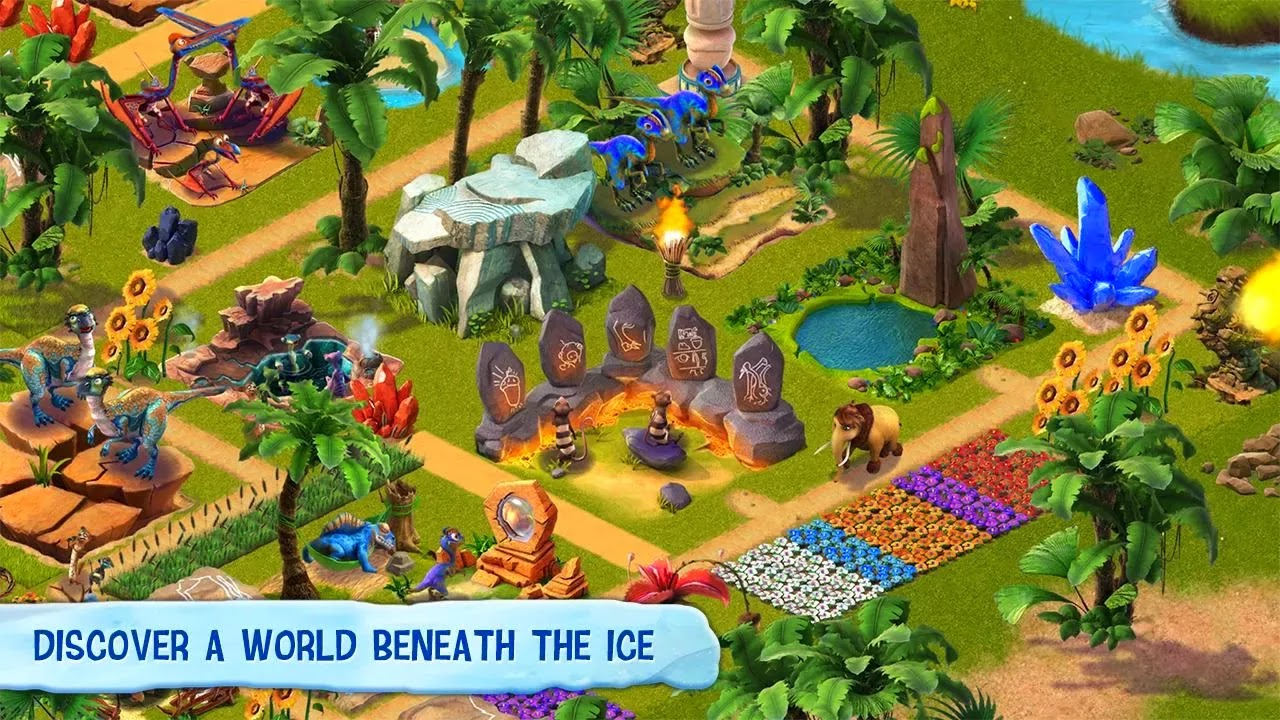 Ice Age Village v2.7.0 Mod [Unlimited Money]